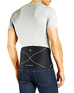 Tommie Copper - Men's Comfort Back Brace - Black - Large/XL (B01690T97E) | Amazon price tracker / tracking, Amazon price history charts, Amazon price watches, Amazon price drop alerts