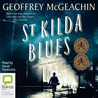 St Kilda Blues audiobook cover art