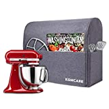 KGMcare Stand Mixer Cover, Dust Cover Compatible with KitchenAid Stand Mixer, Kitchen Small Appliance and...
