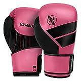 Hayabusa Gants de boxe S4 pour l'entraînement Pour hommes, femmes et enfants S rose