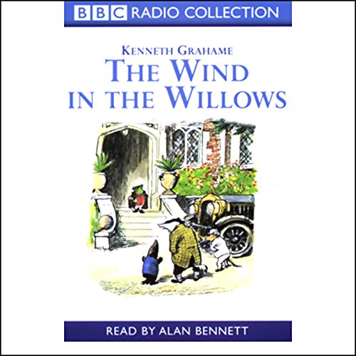 The Wind in the Willows cover art