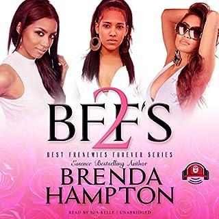 BFFs 2 audiobook cover art