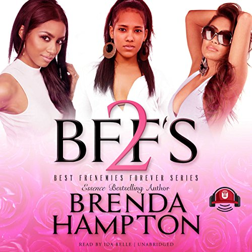 BFFs 2 audiobook cover art