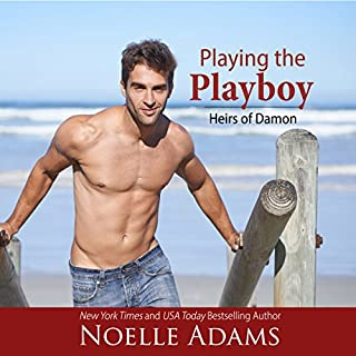 Playing the Playboy audiobook cover art