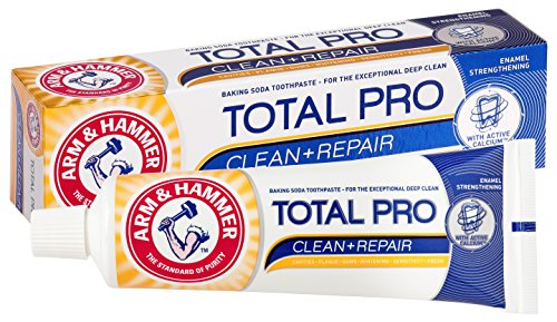 Arm & Hammer Total Pro Clean & Repair mit Aktivkalzium, 75 ml