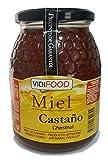VidiFood Miel de Castaño - 1 kg