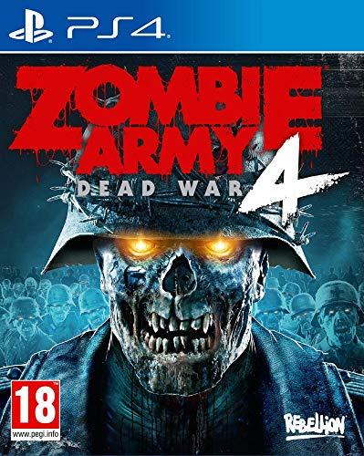 Zombie Army 4: Dead War (PS4) - [German, Spanish, Italian, French, English]