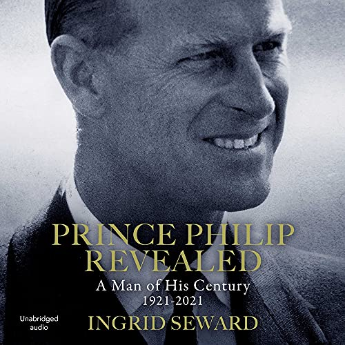 Prince Philip Revealed cover art
