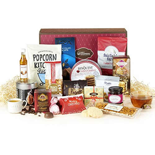 Hay Hampers Family Food Favourites Hamper Box - Free UK...