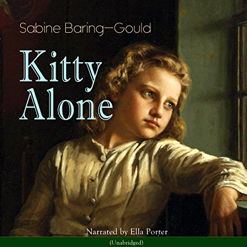 Kitty Alone audiobook cover art
