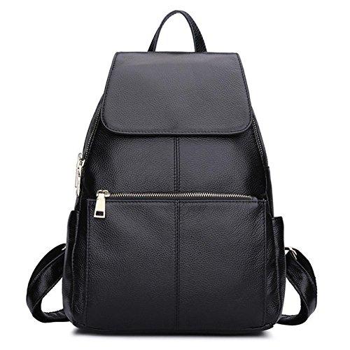 Loisirs Voyage sac sacs à main des femmes sac en cuir d'épaule étudiantes sac à dos sac d'ordinateur