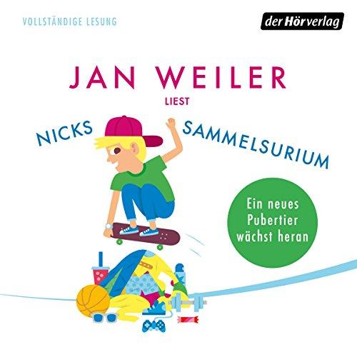 Nicks Sammelsurium audiobook cover art