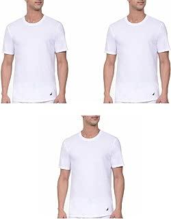 Nautica Men's Nautica 3 Pack Crew Neck T-Shirt