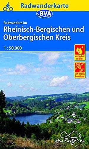 Radwanderkarte BVA Radwandern im...