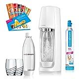 SodaStream Easy Wassersprudler-Set mit CO2-Zylinder