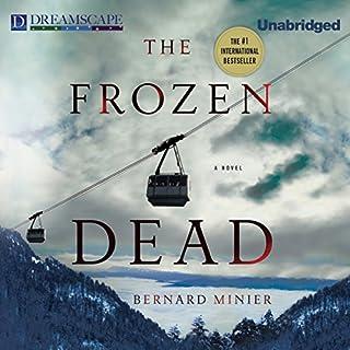The Frozen Dead audiobook cover art