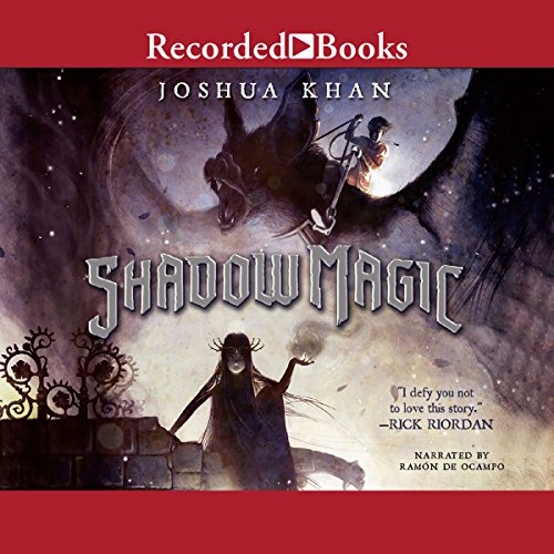 Couverture de Shadow Magic
