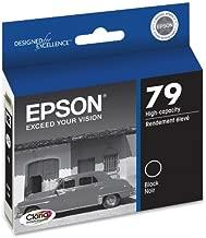 Epson T079120 Claria Hi-Definition Black High Capacity Cartridge Ink
