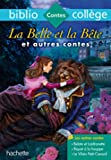 Bibliocollège - La Belle et la Bête et autres contes - nº 68