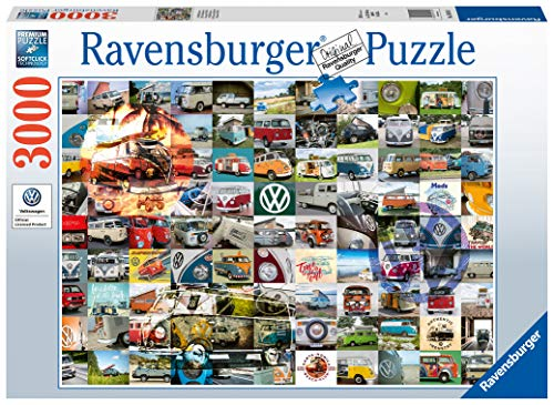 Ravensburger Puzzle 16018 - 99 Bulli Moments - 3000 Teile