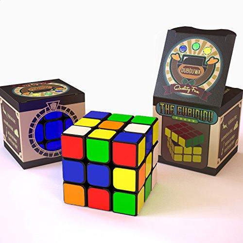 Dubiduwa The CUBIDIDU 3x3 - Magic Cube - Er lässt