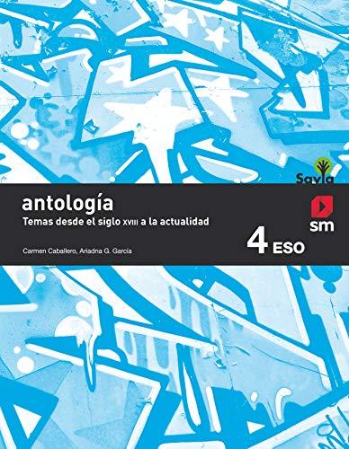 Lengua castellana y literatura. 4 ESO. Savia - 9788467586947