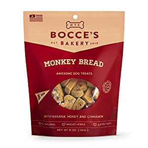 Bocce's Bakery – The Limited Edition Menu: Game Day Treats, Wheat-Free Dog Biscuits