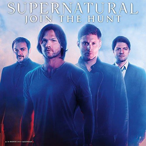 Supernatural 2016 Wall Calendar