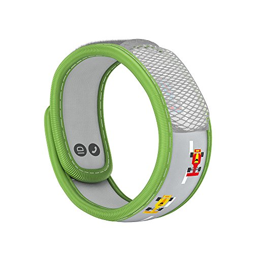 Para'Kito Mosquito Insect & Bug Repellent Kids Wristband - Waterproof, Outdoor Pest Repeller Bracelet w/Natural Essential Oils (Car)