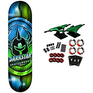 darkstar skateboard review