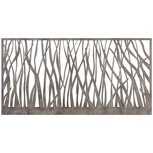 Uttermost 13931 Amadahy Metal Wall Art, Brown