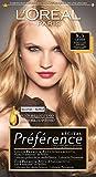 l'oréal - coloration - récital préférence - 8.3 CANNES - blond clair doré