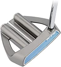 Rife Two Bar Hybrid Mallet Heel Shafted Putter (Right Hand, 34-Inch)