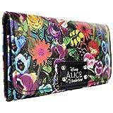 Cartera de Alice In Wonderland Floral Verde