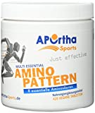 APOrtha Sports Multi Essential Amino Pattern | 8 essentielle Aminosäuren | 420 Tabletten | vegan
