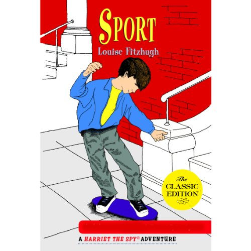 Sport audiobook cover art