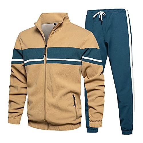 Men's Activewear Full Zip Warm T...