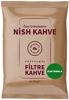 Nish Filtre Kahve Nish Guatemala 80 Gr