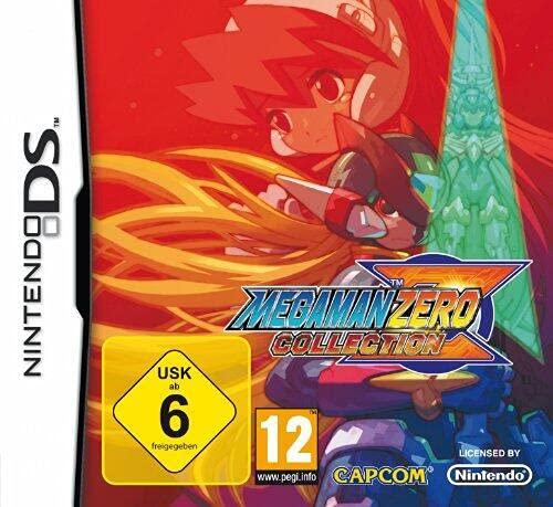 Capcom Mega Man Zero Collection (DS) - Juego