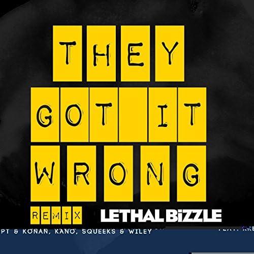 Lethal Bizzle feat. Squeeks, Kano, Wiley & Krept & Konan