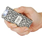 Li'l Guy 12 Million Volt Animal Print Mini Stun Gun Flashlight