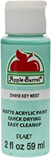 Apple Barrel Acrylic Paint in Assorted Colors (2 oz), 21481, Key West