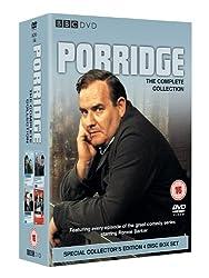 Porridge on DVD
