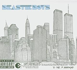 To the 5 Boroughs(Cds200)