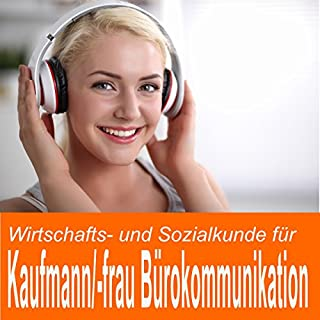 Wirtschafts- und Sozialkunde für Kaufmann / Kauffrau für Bürokommunikation Titelbild