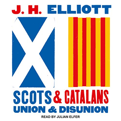 Scots and Catalans audiobook cover art