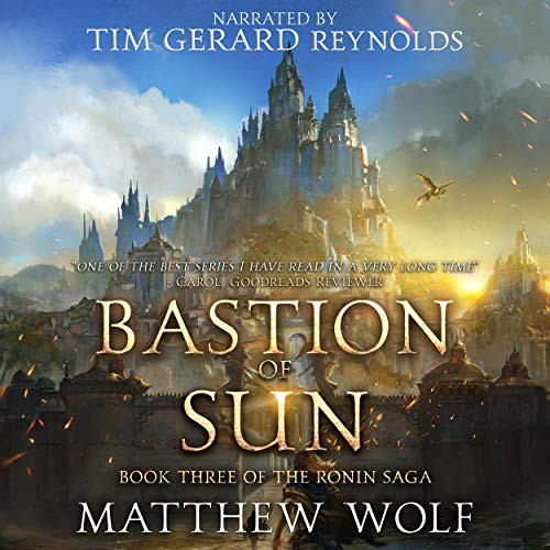 Bastion of Sun cover art