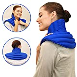 My Heating Pad Microwavable Neck and Shoulder Wrap Plus | Neck Wrap Microwavable