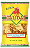 Calidad Yellow Corn Tortilla Chips, Gluten Free, Trans Fat Free, Mexican Restaurant Style Chips, 12...