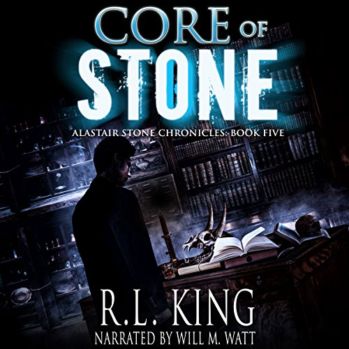 Core of Stone audiobook cover art
